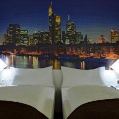 B&B Hotel Frankfurt-Hbf 2* Стандартный номер с различными типами кроватей фото 8