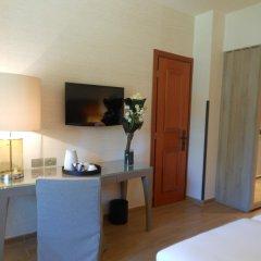 Отель Starhotels Michelangelo 4* Улучшенный номер с различными типами кроватей фото 11