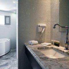 Отель Xenones Filotera Греция, Остров Санторини - отзывы, цены и фото номеров - забронировать отель Xenones Filotera онлайн ванная