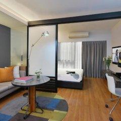 Отель Citadines Sukhumvit 11 Bangkok 4* Представительская студия с различными типами кроватей фото 2