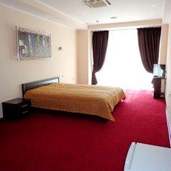 Mark Plaza Hotel 2* Стандартный номер двуспальная кровать фото 14