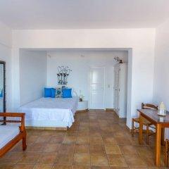 Отель Ampelonas Apartments Греция, Остров Санторини - отзывы, цены и фото номеров - забронировать отель Ampelonas Apartments онлайн комната для гостей фото 4