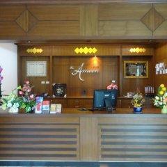 Отель Al Ameen Hotel Таиланд, Краби - отзывы, цены и фото номеров - забронировать отель Al Ameen Hotel онлайн интерьер отеля фото 3