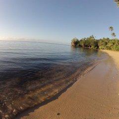Отель Vosa Ni Ua Lodge Савусаву пляж