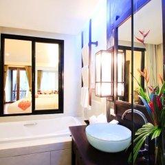 Отель Ao Nang Phu Pi Maan Resort & Spa 4* Номер Делюкс с различными типами кроватей фото 8
