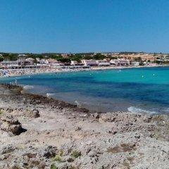 Hotel Club Sur Menorca Сан-Луис пляж