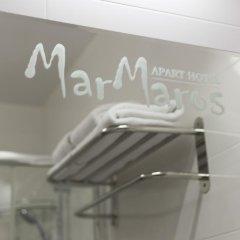 MarMaros Hotel ванная