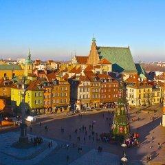Отель Old Town Snug Польша, Варшава - отзывы, цены и фото номеров - забронировать отель Old Town Snug онлайн приотельная территория