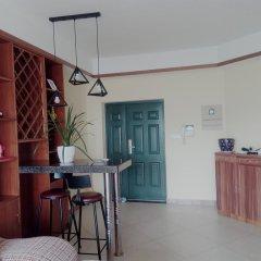Отель Golden Mango Апартаменты с различными типами кроватей фото 19