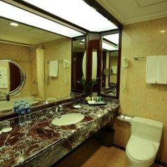 Guxiang Hotel Shanghai 4* Улучшенный номер с различными типами кроватей фото 2
