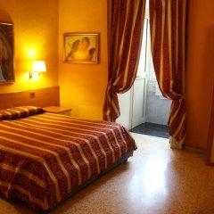 Hotel Milazzo Roma 2* Стандартный семейный номер с двуспальной кроватью фото 4