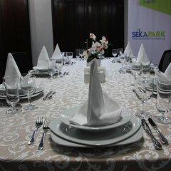 Seka Park Hotel Турция, Дербент - отзывы, цены и фото номеров - забронировать отель Seka Park Hotel онлайн помещение для мероприятий фото 2
