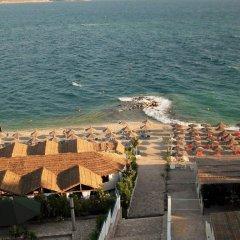 Отель Saranda Rooms Албания, Саранда - отзывы, цены и фото номеров - забронировать отель Saranda Rooms онлайн пляж фото 2