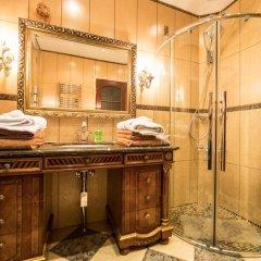 Мини-Отель Ладомир на Яузе Люкс с различными типами кроватей фото 16