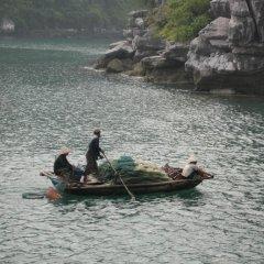 Отель Bai Tu Long Junks 3* Номер Делюкс с различными типами кроватей фото 29