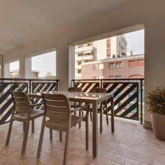 Отель Quartiere Padova 2000 Италия, Падуя - отзывы, цены и фото номеров - забронировать отель Quartiere Padova 2000 онлайн балкон