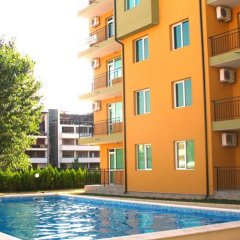 Апартаменты Хермес бассейн