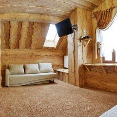 Art Hotel Vykrutasy 3* Люкс с различными типами кроватей фото 2