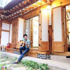 Отель Irang Hanok Guesthouse Южная Корея, Сеул - отзывы, цены и фото номеров - забронировать отель Irang Hanok Guesthouse онлайн интерьер отеля фото 2