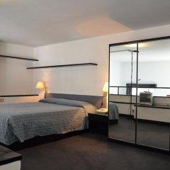 Hotel Britannia 3* Стандартный семейный номер с разными типами кроватей