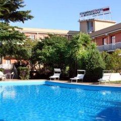 Отель Ciampino Италия, Чампино - 6 отзывов об отеле, цены и фото номеров - забронировать отель Ciampino онлайн бассейн фото 2