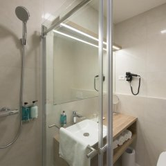 Ahotel Hotel Ljubljana Любляна ванная