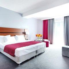 Гостиница Citrus 4* Номер Комфорт с двуспальной кроватью фото 7