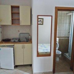 Апартаменты Apartments Anastasija Студия с различными типами кроватей фото 15
