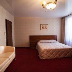 Hotel Baryshnya 4* Стандартный номер с различными типами кроватей фото 9