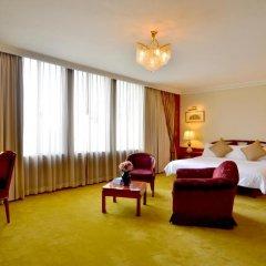 Отель The Tawana Bangkok 3* Люкс с разными типами кроватей фото 3