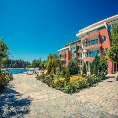 Апартаменты GT Green Fort Beach Apartments пляж