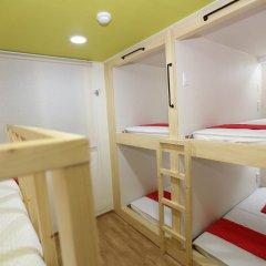 Отель Philstay Dongdaemun 2* Кровать в женском общем номере с двухъярусной кроватью фото 2