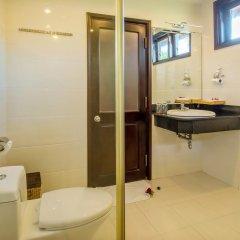 Отель Agribank Hoi An Beach Resort 3* Вилла с различными типами кроватей фото 17