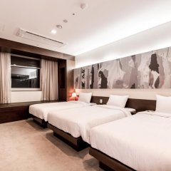 Отель Aventree Jongno 4* Стандартный номер фото 5