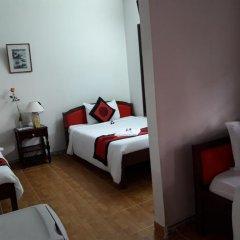 Отель Red Ceramics Homestay 2* Кровать в общем номере с двухъярусной кроватью фото 2