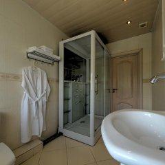 Гостиница Провинция Номер Эконом разные типы кроватей (общая ванная комната) фото 3