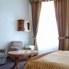 Отель Elwa Spa S.r.o. 3* Стандартный номер с различными типами кроватей фото 3