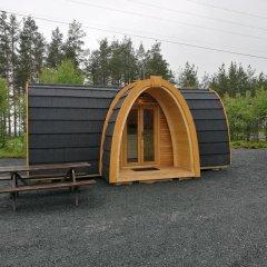 Отель Bø Camping og Hytter сауна