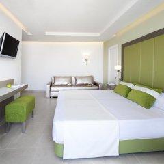 Hotel Torre Del Mar 4* Улучшенный номер с различными типами кроватей фото 6