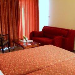 Pythagorion Hotel 3* Стандартный номер с разными типами кроватей фото 6