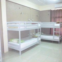 Отель Backpacker's Place Khopai Pattaya Кровать в общем номере с двухъярусной кроватью фото 6