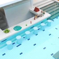 Отель Centra by Centara Coconut Beach Resort Samui 4* Улучшенный номер с различными типами кроватей фото 4