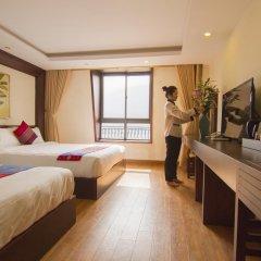 Freesia Hotel 4* Улучшенный номер с 2 отдельными кроватями фото 3