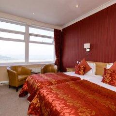 Raven Hall Country House Hotel 3* Стандартный номер с 2 отдельными кроватями фото 3