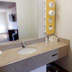 Отель Budget Inn Columbus West ванная фото 2