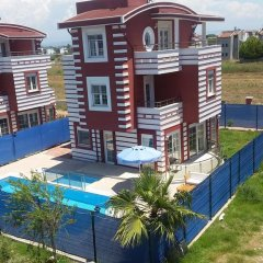 Villa Belek Happyland Вилла Делюкс с различными типами кроватей фото 29
