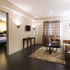 Grace Crown Hotel 3* Люкс с различными типами кроватей фото 2