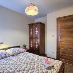 Отель Apartamenty i Pokoje w Willi na Ubocy Люкс повышенной комфортности фото 7