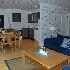 Отель Tregde Ferie комната для гостей фото 3