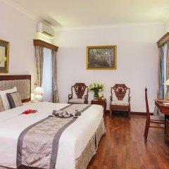 Royal Hotel Saigon 4* Номер Делюкс с различными типами кроватей фото 7